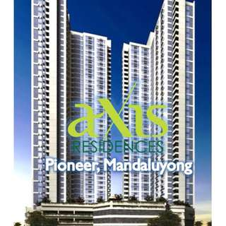 1 Bedroom Ready For Occupancy Condominium in Mandaluyong. Rent to own
