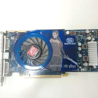 壞 Sapphire VGA 卡 HD3850   256M GDDR3 PCI-E