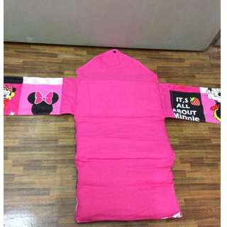 Changing pad for baby girl