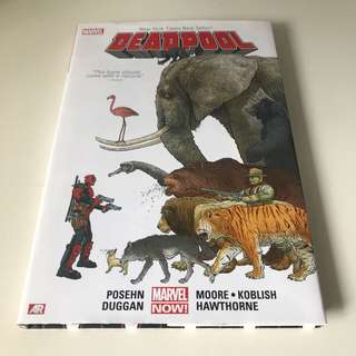 Marvel DeadPool No. 1