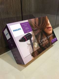 Philips Essential Care Compact Hairdryer
