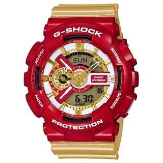 CASIO G-SHOCK GA-110 series GA-110CS GSHOCK GA110CS