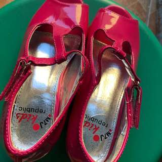 Kidz Republic shoes (5-6 yrs old)