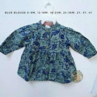 🌸Baby Blouse Raya 2018 / Dolly Dress