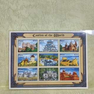 ghana(加納)stamp
