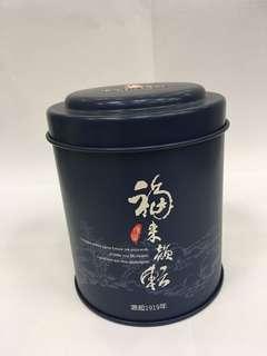 台灣福星茶業陳年老茶王 100g 連茶葉罐