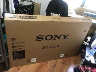 Sony Bravia '55 inches Carton Box