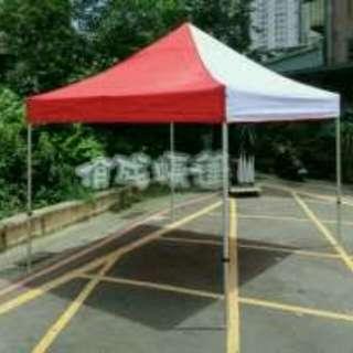 Tenda lipat ukuran 2×2
