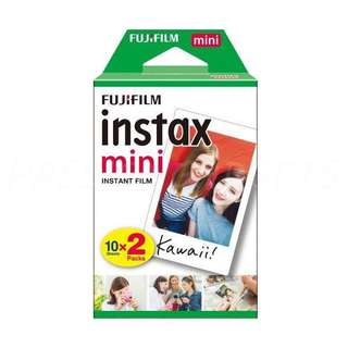Instax Mini Polaroid Film (20 sheets)