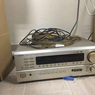 Denon 擴音機AVR 1802