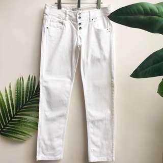 Terranova White Jeans
