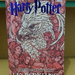 Harry Potter dan Kamar Rahasia (New Cover)