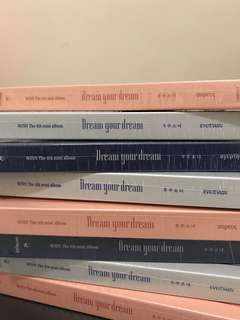 [READY STOCK] WJSN DREAM YOUR DREAM ALBUM