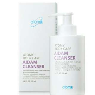 Intimate cleanser from Korea