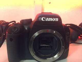 PRICE REDUCED! Canon EOS 550D DSLR (REBEL T2i)