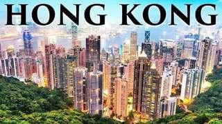 Hongkong roundtrip ticket