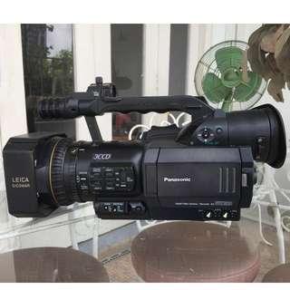 Panasonic AG-DVX102B 3CCD