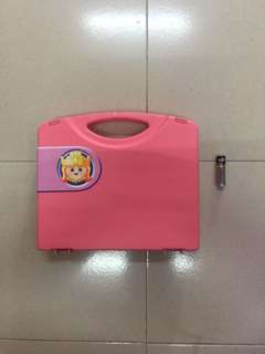 Playmobil Carrying Case Only - Pink
