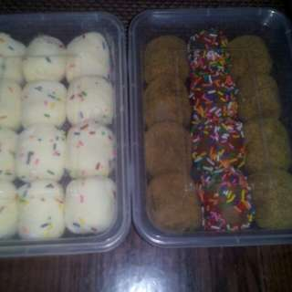 Graham balls and pastimallows
