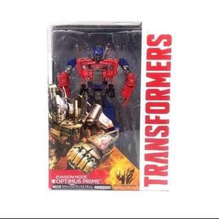二手 Takara Tomy Transformers AD-02 Evasion Mode Optimus Prime
