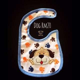 Dog Snap On Bib #Bajet20