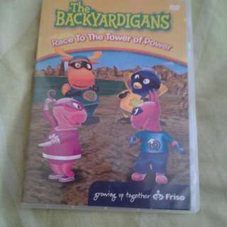 The Backyardigans [Race to the Tower of Power]