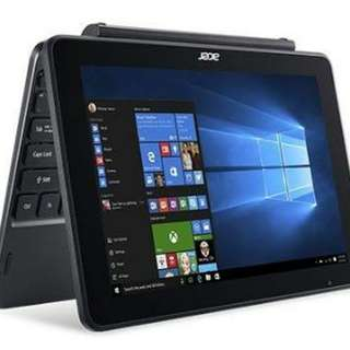 Acer one 10 switch