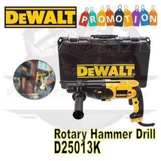 [NEW] DEWALT D25013K ELECTRIC ROTARY HAMMER DRILL