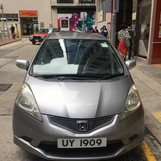HONDA FIT RS 2008