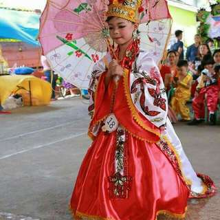 Ms. China National Costume (RENT)
