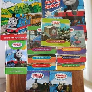 Thomas & Friends Books Lot