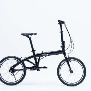The Urban Bike Folding Shaft Bike YK-D20