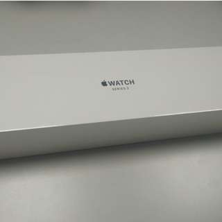 全新 Apple Watch 3 42mm