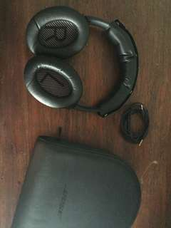 Bose headphone wired