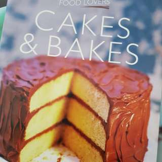 Cook Book CAKES & BAKES