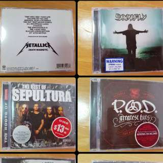 Music CD- Metallica