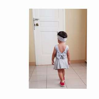 Auth Coordinates baby ootd toddlers summer wear