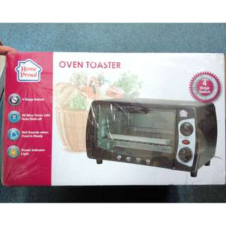 Home Proud Oven Toaster HP900