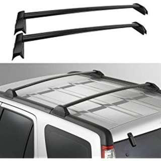 FOR HONDA CRV 02-06 - OE STYLE ROOF RACK CROSS BARS LUGGAGE