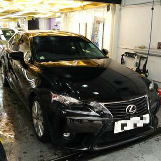 LEXUS IS200T 2015