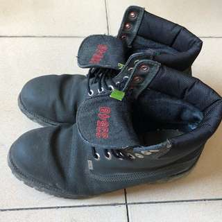 Timberland Boots Size 12 not nike adidas dr martens