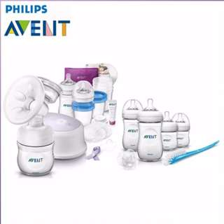 Philips Avent Single Electric Breast Pump Value Pack