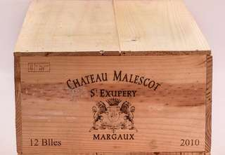 2010 Chateau Malescot St Exupery (OWC of 12)