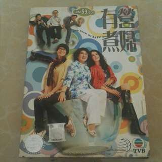 The Stew Of Life TVB DVD