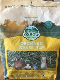 Oxbow Orchard Grass Hay (40 Oz)