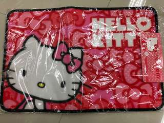 Hello kitty 地氈