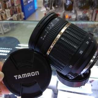 Tamron AF 17-50mm F/2.8 XR DiII SP