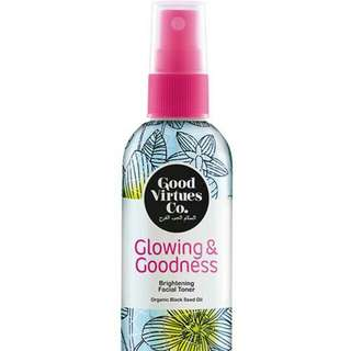 Good Virtues Co. Glowing & Goodness Facial Care