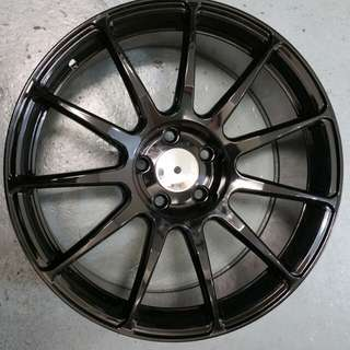 "18"" rim for Volvo,Citroen,Ford"