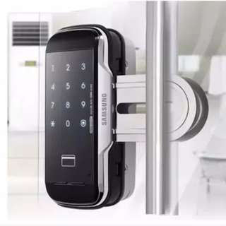 Samsung Glass door digital Lock set